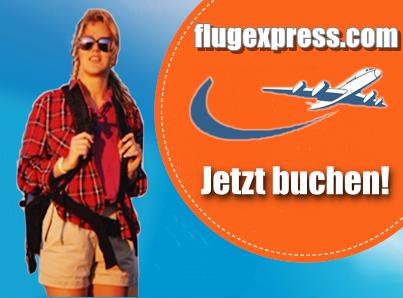 Flüge ab 249 Euro für Hin und Rückflug
